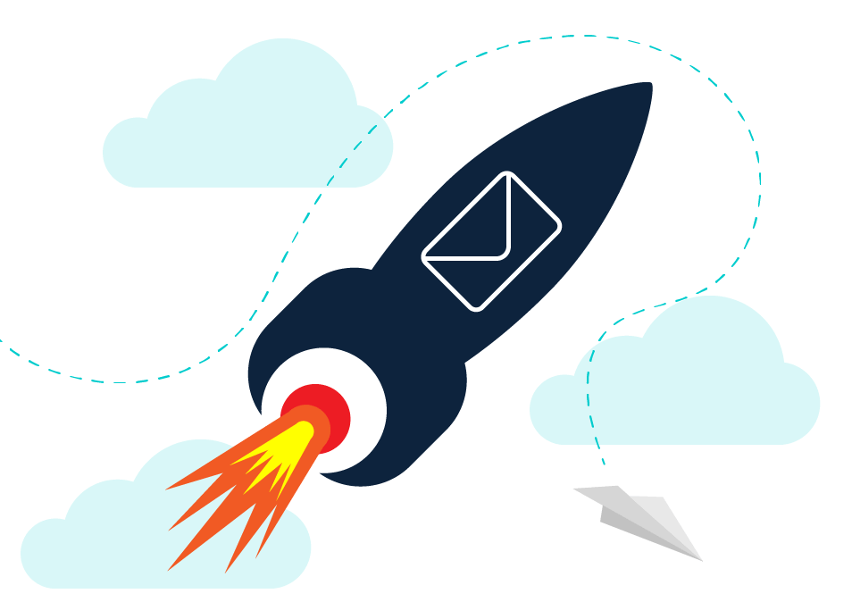 Rocket mail, will it ever take off?