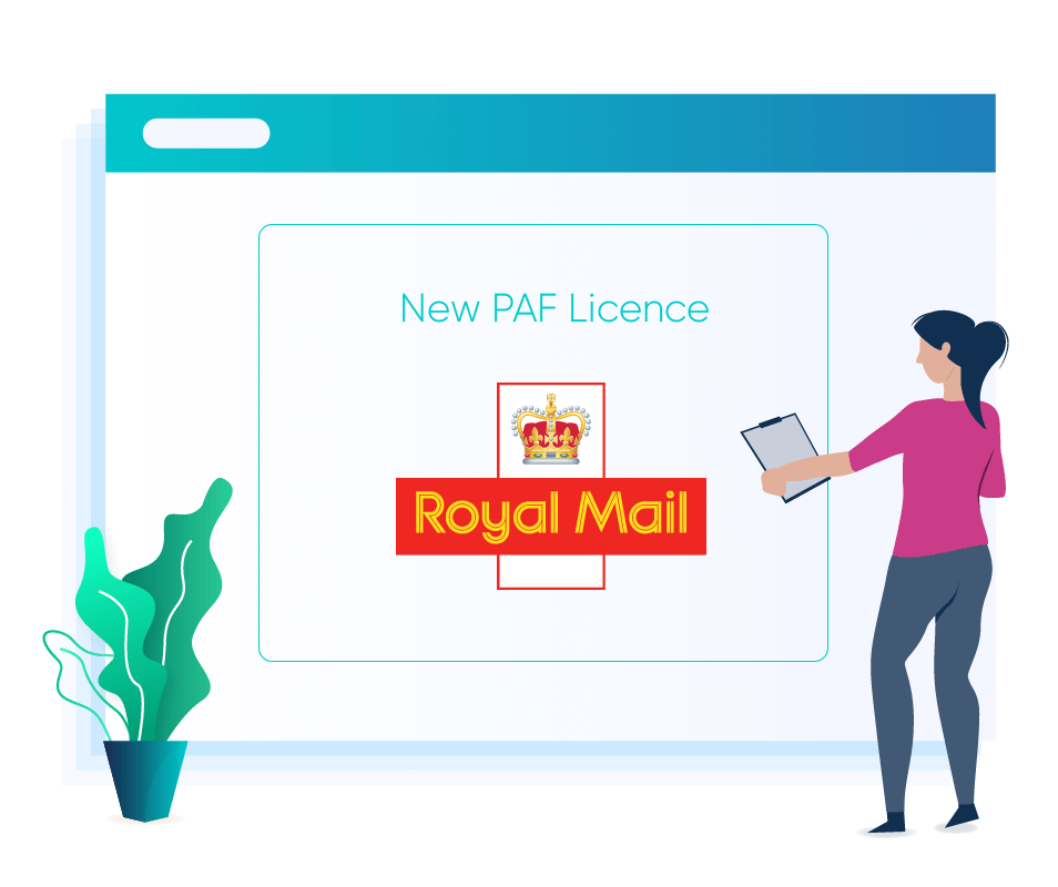 Royal Mail launch new 2015 PAF licence